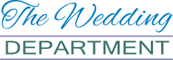 The wedding dept logo